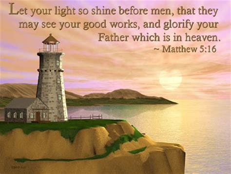 Let Your Light So Shine Before by Light Study God S Word