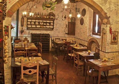 a casa di ristorante ristorante rustico a casa tua certaldo foto di