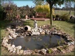 contour d etang de jardin