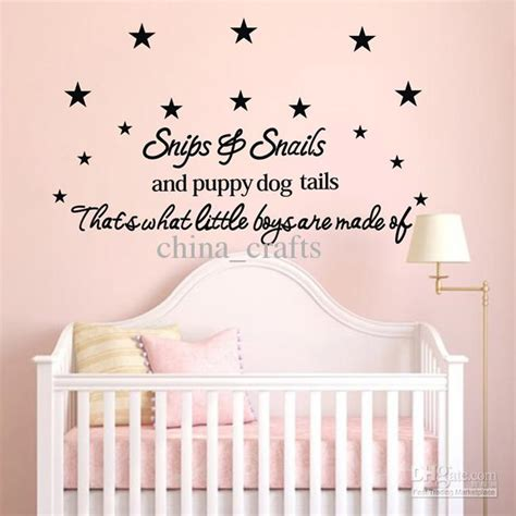 wall stickers for babies rooms new listing baby room wall stickers 50x110cm children s