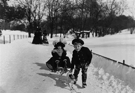 Ny Collection Snow White T3010 12 Vintage Photos Of Nyc In Winter That Will Warm Your