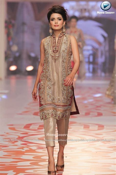 pin  amnah  chiffon collection dresses