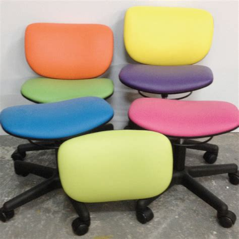 Wheely Chair by Wheelie Colourful Seating Freedom2live