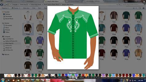 Bordir Baju Komputer desain bordir baju koko custom desain sendiri muaraart