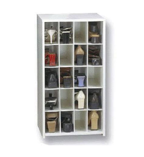 shoe storage cubbie 20 pair medium shoe cubby in shoe cubbies