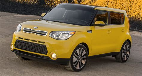 Kia Soul 2015 Models Kia Unnoticeably Updates Us Market Soul For 2015 Model Year