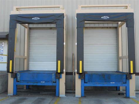 Barton Overhead Door Dock Seals And Shelters Barton Overhead Door Inc