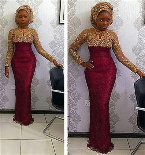 asoebi lace designs catwalk with pat ankara asoebi style inspiration