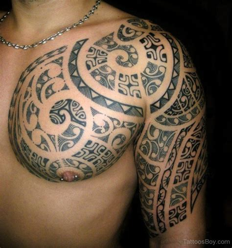 tribal chest tattoos designs tribal tattoos designs pictures page 8