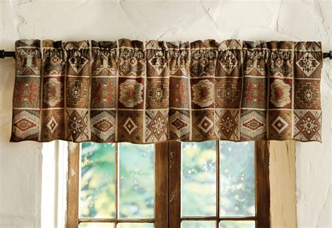 southwest curtains and blinds southwest kitchen curtains southwest western kokopelli