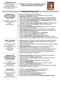 Curriculum Vitae Italiano by Curriculum Vitae Curriculum Vitae Italia