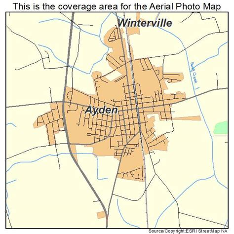 ayden nc map aerial photography map of ayden nc carolina