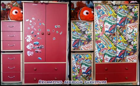 Marvel Bedroom Furniture Creating Marvel Themed Bedroom Furniture A Diy And Lifestyle With A Geeky Craft Interior