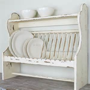 wooden plate rack shelf bliss and bloom ltd