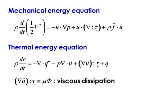resistor energy equation thermal energy dissipation resistor 28 images introduction to convection ppt introduction
