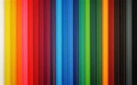 with color colorful pencils wallpapers hd wallpapers id 6477