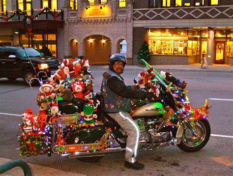 harley davidson motorcycle christmas lights 11 with more spirit than you