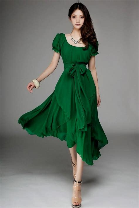 green cocktail dresses with sleeves green cocktail dress with sleeves naf dresses