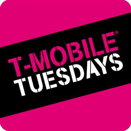 #getthanked every tuesday with the t mobile tuesdays app