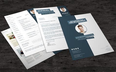 In Design Vorlage Bewerbung Bewerbungsvorlagen Bewerbungsmuster Vorlagen Word Psd Tutorials De Shop