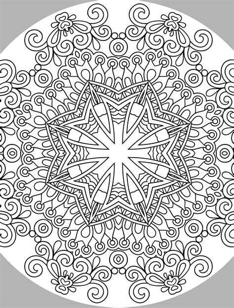 coloring pages for adults com 10 free printable holiday adult coloring pages