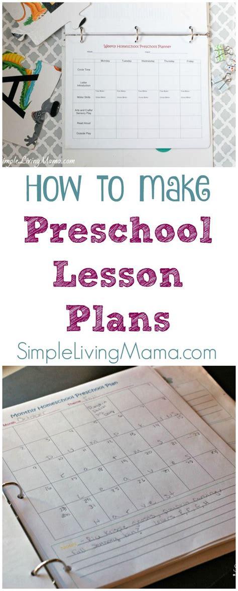 homeschool lesson plan for kindergarten the 25 best kindergarten lesson plans ideas on pinterest