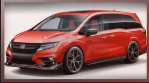 2020 Honda Odyssey Release Date by 2020 Honda Odyssey Type R Review Release Date