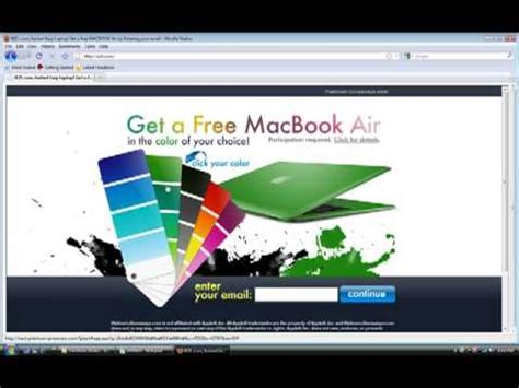 youtube tutorial on macbook air how to get a macbook air very cheap or even free