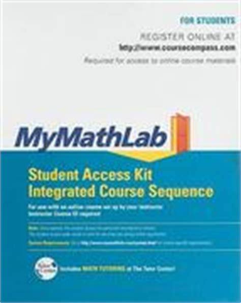 mathxl standalone access card 6 month access pearson s top access codes chegg