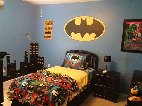 superhero themed bedroom batman bedding and bedroom d 233 cor ideas for your little