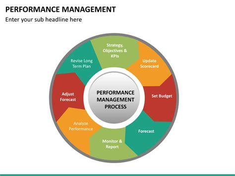 performance management process template performance management powerpoint template sketchbubble