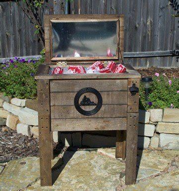 wooden cooler plans wooden cooler