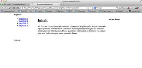 template joomla erstellen joomla template erstellen