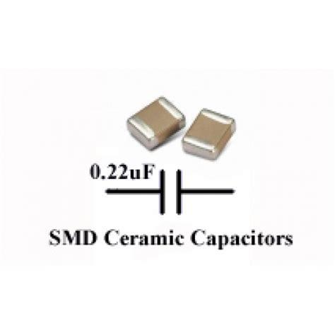 ceramic resistor smd order now 50 x smd smt ceramic capacitor 0 22uf tdk pack of 50 resistor world australia