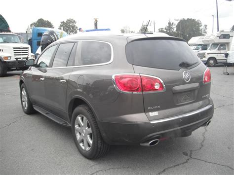 2008 buick enclave cxl awd 3rd row seating outside