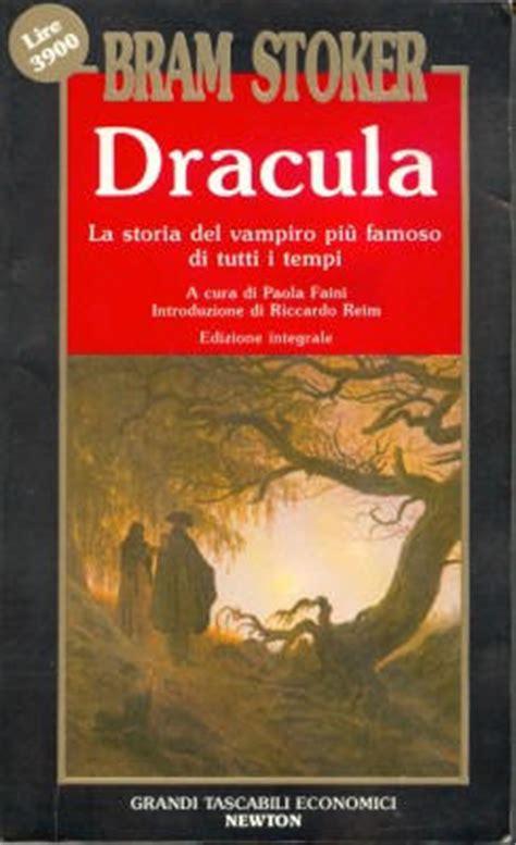 libro dracula dracula di bram stoker recensione libro