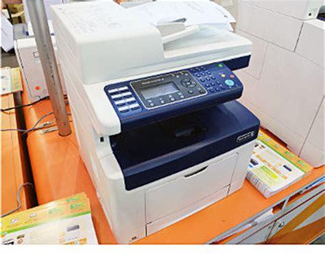 Fuji Xerox Docuprint M355 Df printers pc show 2013 cameras printers monitors