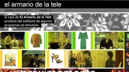 el armario de la tele de la televisi 243 n a tu armario - Tu Armario De La Tele