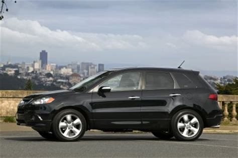 acura announces pricing for all new turbocharged 2007 rdx