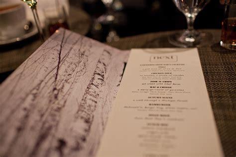 Table Restaurant Menu Emilia Photography Next Restaurant Childhood Menu