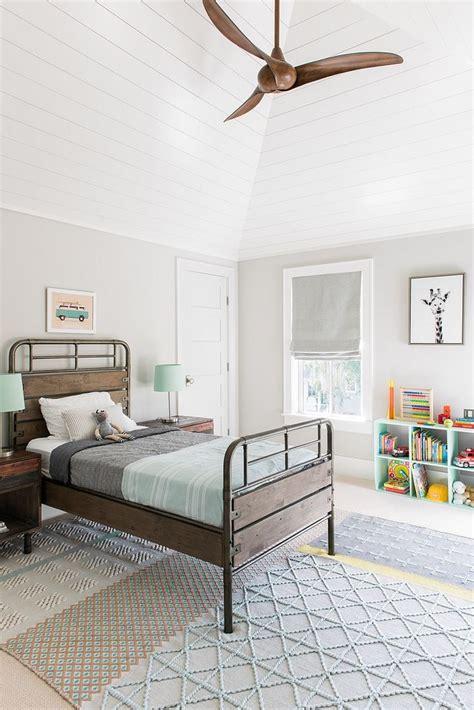 benjamin moore rodeo  boys bedroom features  fresh