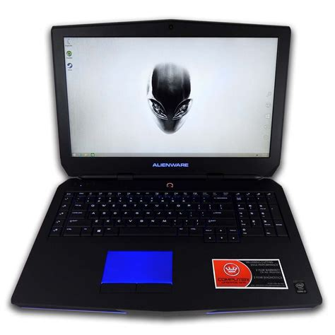 Laptop Alienware I7 alienware 18 17 3 quot laptop i7 2 60ghz 8gb 128gb win 10