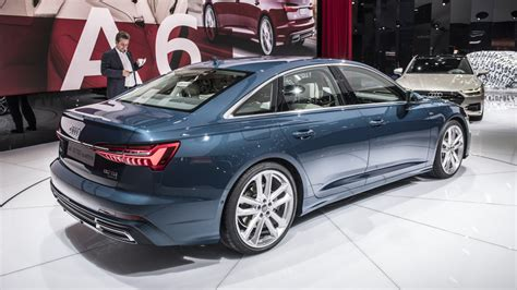 Audi A6 E Tron by The New Audi A6 And E Tron Prototype Finally Revealed In