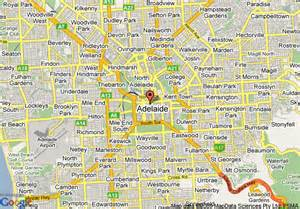 Car Hire Adelaide Southern Suburbs Map Of Clarion Hotel Rendezvous Allegra Adelaide