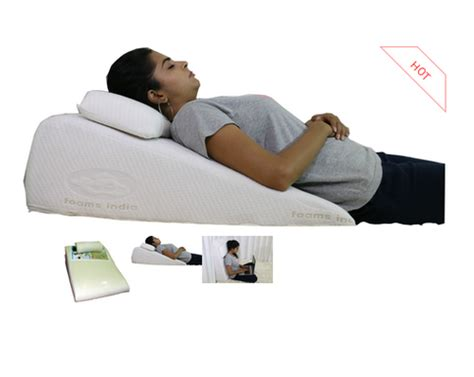 back max bed wedge pillow bed wedge bliss bed wedge bed wedge support cushion