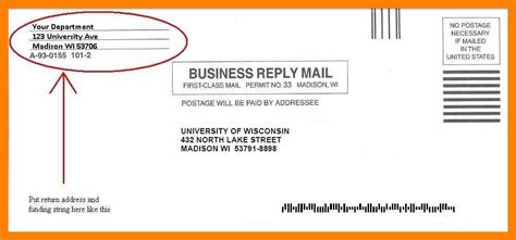 Business Letter Return Address Placement 28 what to write on resume envelope 10 how to write
