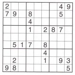Printable Sudoku Sheets 7 Best Images Of Printable Sudoku Sheets Kids Easy