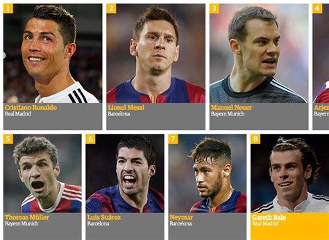 foot europeen le classement reference des  meilleurs