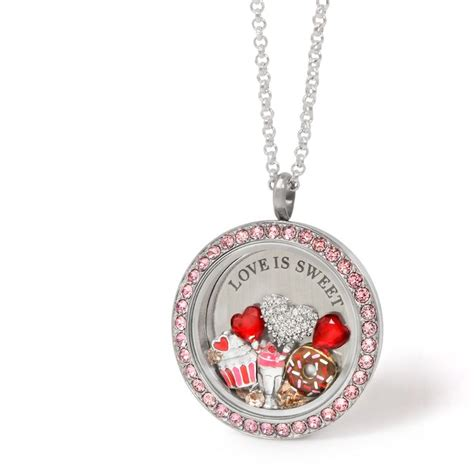 Origami Owl Locket Charms - is sweet this coming valentine s day especially