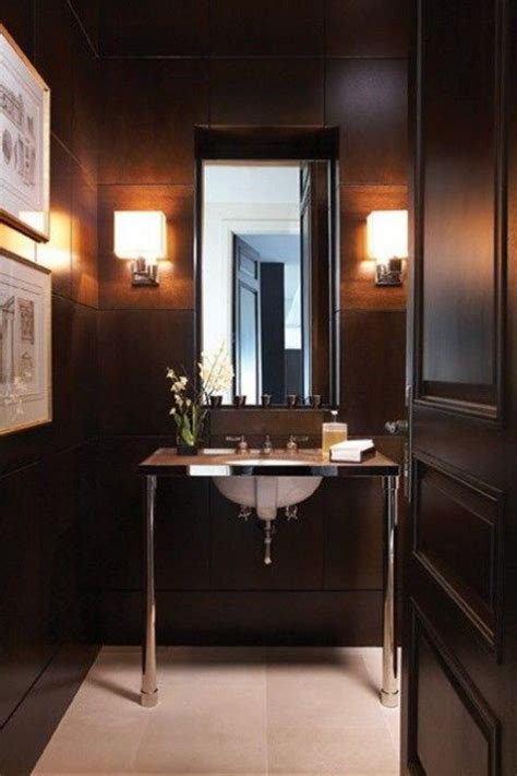 97 stylish truly masculine bathroom d 233 cor ideas digsdigs masculine bathroom decor design style ideas inspiration